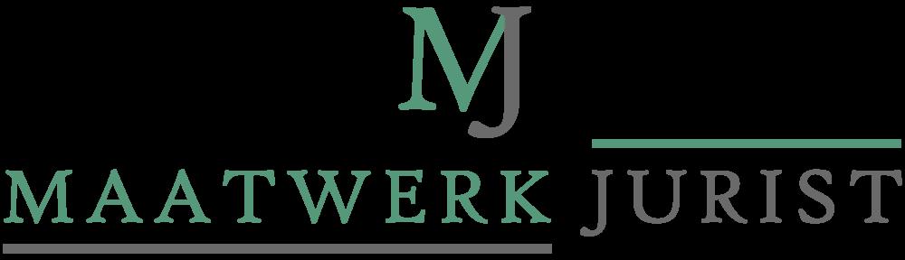 Site Logo Maatwerk Jurist